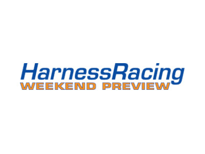 Harness Racing Weekend Preview logo